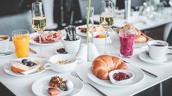 Französisches Restaurant Bonn Brasserie Next Level Kameha Grand Bonn